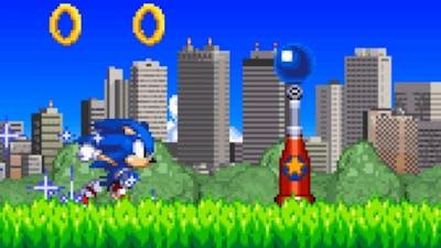 Sonic Wind (Demo) | Sonic Fan Games ❄ Walkthrough