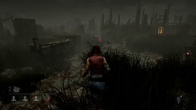 Dead by Daylight. Facing The Doctor. Spark of Madness.