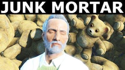 Fallout 4 Junk Mortar (Contraptions Workshop DLC)
