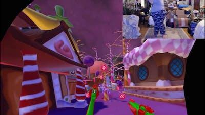 Candy Kingdom Beta on HTC Vive