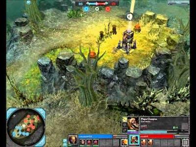Dawn of War 2 Retribution Space Marine Gameplay