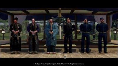Shogun 2 Total War: Fall of the Samurai part 1