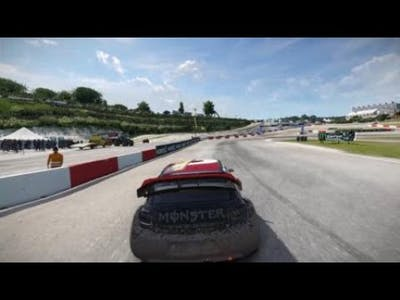 Project CARS 2 Gameplay RallyCross Career