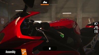 Biker Garage: Mechanic Simulator 10 minute gameplay