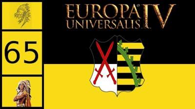 Europa Universalis: Emperor - Very Hard Saxony #65 - Saxon Greenland