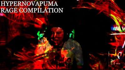 HyperNovaPuma Rage Compilation