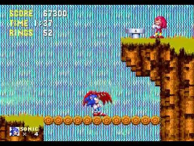 The Super LP Bros. Sonic The Hedgehog MegaRace [16] - Angel Island Zone