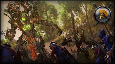 THE WOOD ELVES ARE COMING! - Total War: WARHAMMER - Realm of the Wood Elves