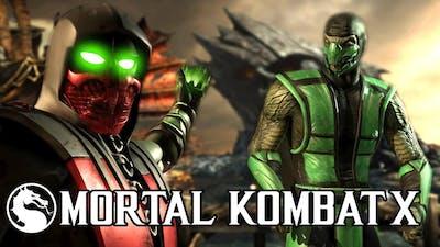 EVERYONE has INSANE mixups in this game... - Mortal Kombat X