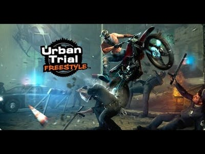 Urban Trial Freestyle (Gameplay)