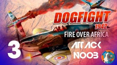 Dogfight 1942 Fire over africa 3 gameplay en español