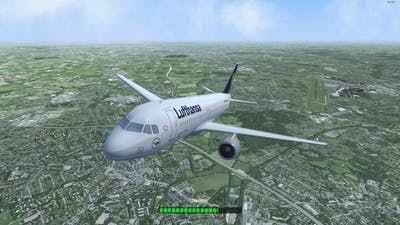 Ready for Take off   Holiday Flight Simulator #1 mission 10 en Airbus A 320