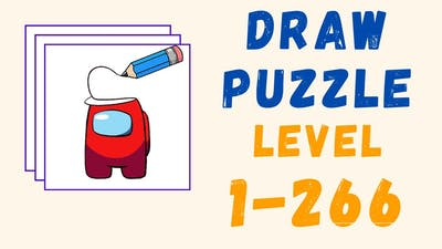 Draw Puzzle Game Answers | All Levels | Level 1-266 |