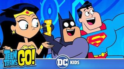 Teen Titans Go!   Happy Batman Day!!   DC Kids