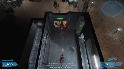 """Let's Play Shadowgrounds Level 4 Part 1 """"The Communications Center"""" (Hard)"""