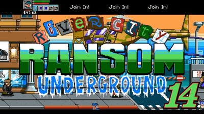 Helicopter Dudes! - River City Ransom: Underground #14