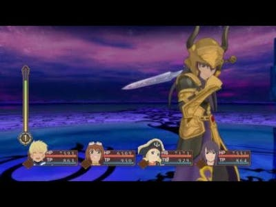 Tales of Vesperia: Definitive Edition: Final Boss 3