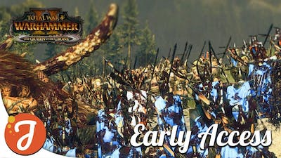 Mammoths Are Back, Baby!   Queen & The Crone DLC   Total War: Warhammer II