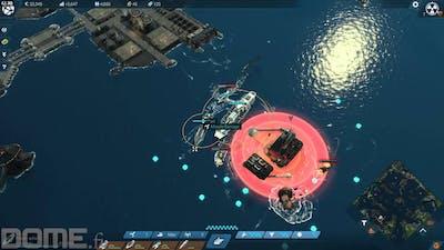Anno 2205  RTS combat gameplay #01