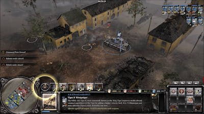 Seal Clubbing on Company of Heroes 2