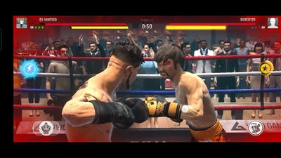 Real Boxing game shutting faster