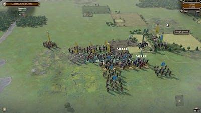 Field of Glory 2- Brennus Campaign\ Battle 1
