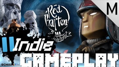 Red Barton and The Sky Pirates Gameplay Only - Pausa Indie