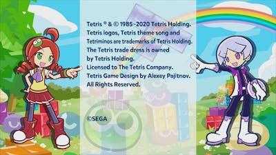 Puyo Puyo Tetris 2 - Ending & Credits