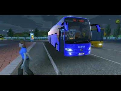 under the inter-tourist bus around the city -bus simulator unlimate