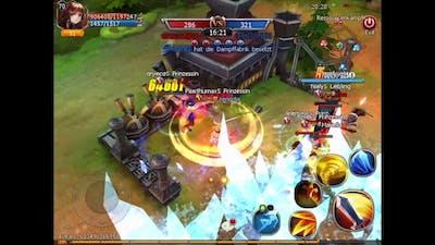 SwordofChaos Resource Battle | German vs. PHO3NIX