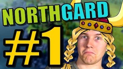 Northgard [CIVILIZATION + VIKINGS + RTS GAME] PC Gameplay Ep 1/ Part 1: Let's Play Northgard!