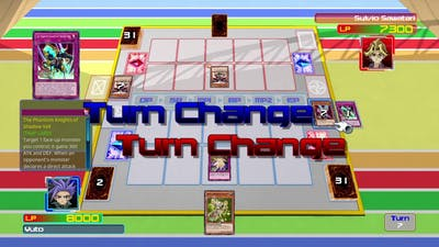 Yu-Gi-Oh! Legacy of the Duelist Yuto VS Sylvio (dlc)