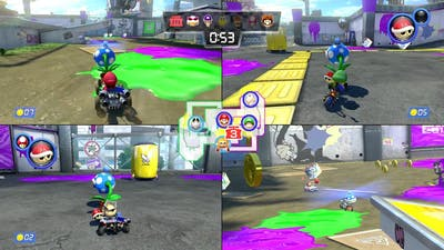 Mario Kart 8 Deluxe - Episode 4: The Tri Force Heroes