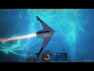 Endless Space 2 - Vaulters Fleet vs Vodyani Fleet