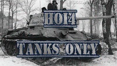 Hoi4 - Germany destroyed by 100,000 Soviet Tanks