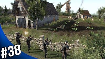 Men of War Assault Squad 2 - German Campaign Walkthrough - Market Garden 1/3