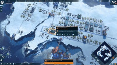 Let´s Play Anno 2205 #013 Die Arktis macht Probleme