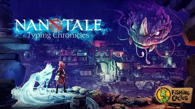 Nanotale   Typing Chronicles Early Access Gameplay 60fps no commentary