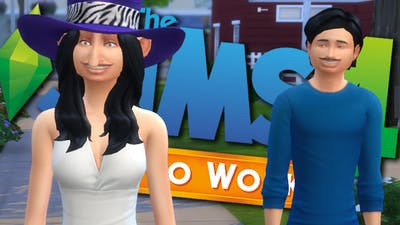 WELCOME TO NEWCREST - The Sims 4 - Get To Work #10