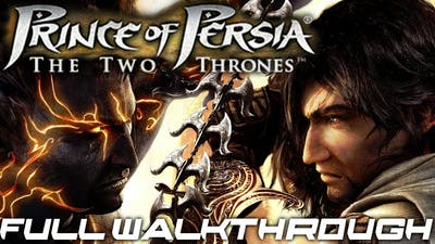 Prince of Persia Two Thrones Last boss Vizier