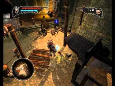 Overlord 2 game play 57 (PC)