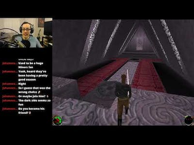 Jedi Knight Mysteries of the Sith (1998) - Ending