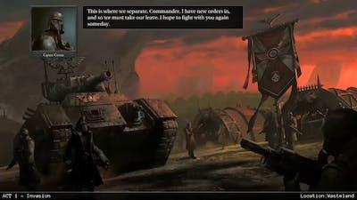 Warhammer 40000 Armageddon campaign part 10 Battle on Diabolus part 1