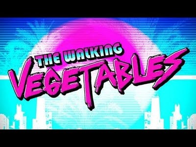 The Walking Vegetables Gameplay [HD] [PC]