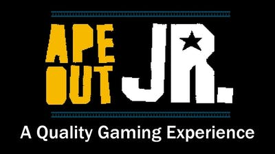 Ape Out Jr. Is A Very Good Game | Devolver Bootleg