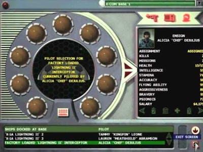 Let's Play X-COM Interceptor Experienced 7