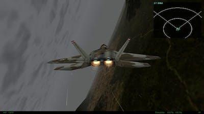 F-22 Lightning 3 Sample Gameplay