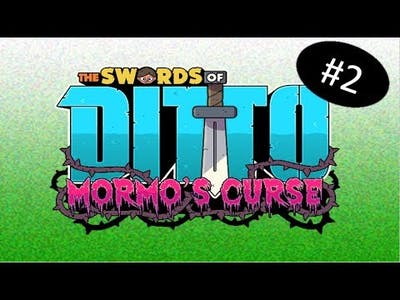 Into The Dark Tower - 2 - The Swords of Ditto: Mormo's Curse