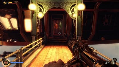 bioshock infinite playthrough part 18 weve been discovered... abandon ship!!!