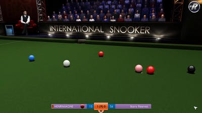 International Snooker: Double & Triple Red Collection 01